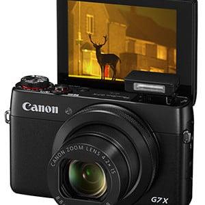 Canon PowerShot G7X Mark II review - In depth of 5