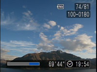 Canon Ixus 860IS / PowerShot SD870 IS - time lapse demo