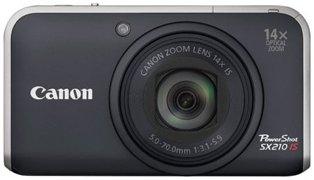 Canon PowerShot SX210 IS