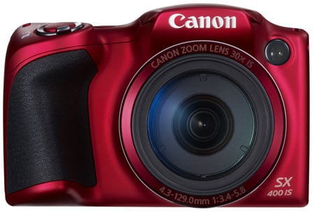 Canon SX400 IS review
