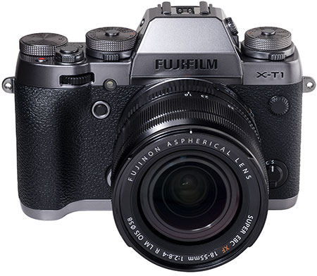 Fujifilm XT1 GSE review