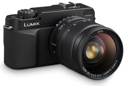 Leica 14-50mm mounted on Panasonic Lumix L1