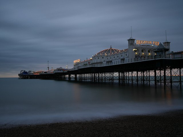 Panasonic Lumix GM1 sample image: 60 secs with LEE Big Stopper and NR