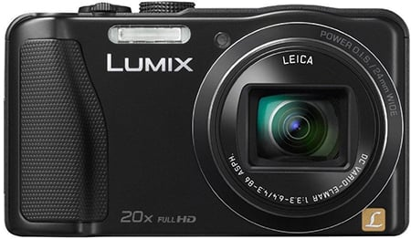 Panasonic Lumix TZ40 ZS30 review