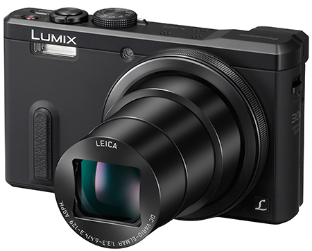 Panasonic Lumix ZS40 TZ60 review
