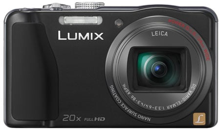Panasonic Lumix ZS20 TZ30 review
