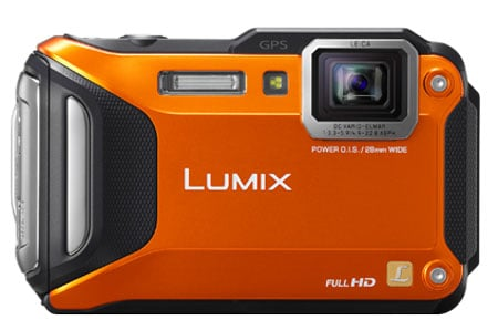 Panasonic Lumix FT5 / TS5 review