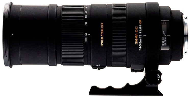 Sigma 150-500mm review