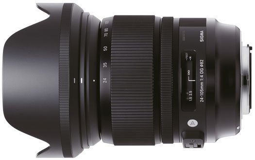 Sigma 24-105mm review