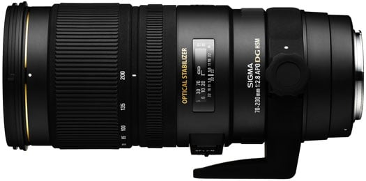 Sigma 70-200mm f2 8 OS review - | Cameralabs