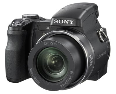Sony Cyber-shot DSC-H9 - | Cameralabs