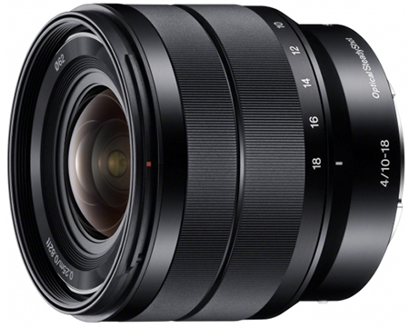 Sony 10-18mm review