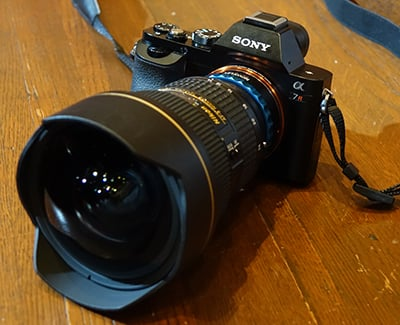 Sony Alpha A7 review - | Cameralabs